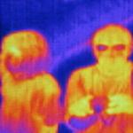 Camera capteur thermique infrarouges