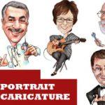 Obtenir une caricature de qualité sur internet