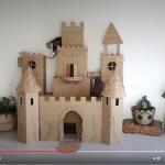 Cabanes à chats de luxe à construire