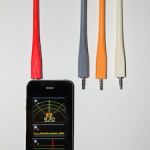 iPhone EMF detector